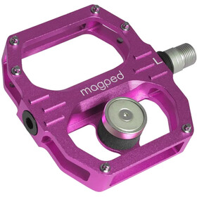 magped Sport 2 Magnetic Pedals, pink